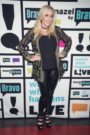 Shannon Beador at Watch What Happens Live