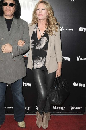 Shannon Tweed arrives at Relativity Media's premiere of 'Haywire'