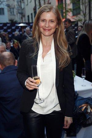 Sharon von Wietersheim attends Montblanc Boutique Wiedereröffnung