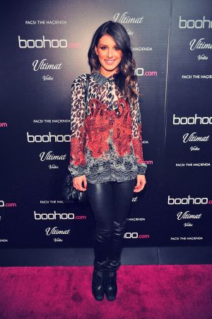 Shenae Grimes attends the boohoo US Launch