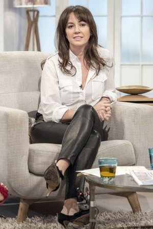 Sheree Murphy on Lorraine TV show