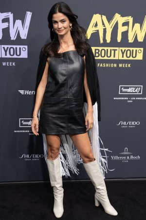 Shermine Shahrivar attends Opening Show