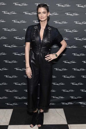 Shermine Shahrivar attends the Thomas Sabo flagship boutique grand opening