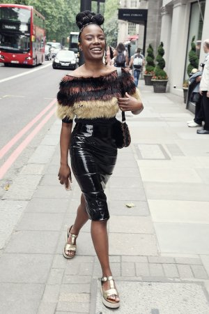 Shingai Shoniwa attends Ivor Novello Awards