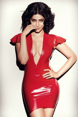 Shruti Haasan photoshoot for GQ India