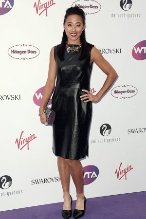 Shuai Zhang attends WTA Pre-Wimbledon Party