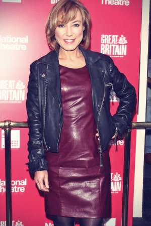 Sian Williams attends opening Night of Great Britain