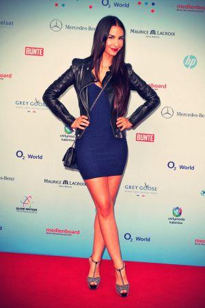 Sila Sahin attends Medianight Celebrates 5 Years o2 World