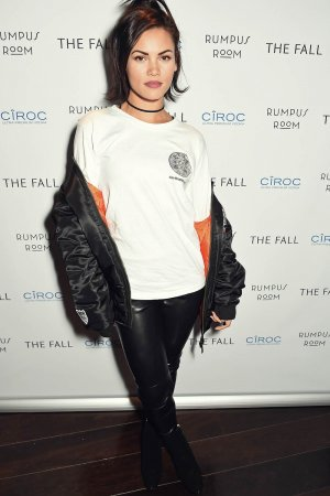 Sinead Harnett attends The Fall Magazine launch party