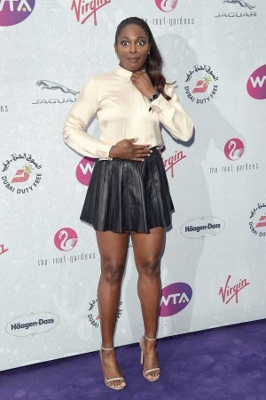 Sloane Stephens attends the annual WTA Pre-Wimbledon Party presented by Dubai Duty Free at the Kensi