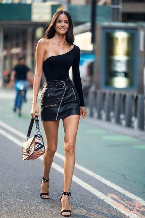 Sofia Resing attends callbacks for the Victoria's Secret Fashion Show