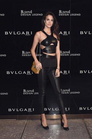 Sofia Resing & Luna Castilho attend Bvlgari B.ZERO1 Design Legend Collection