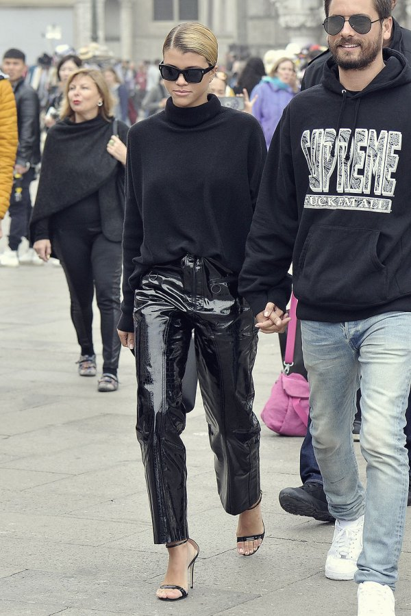 Sofia Richie out in Venice