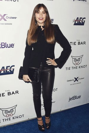 Sofia Vergara attends Tie The Knot party