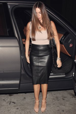 Sofia Vergara seen at Catch