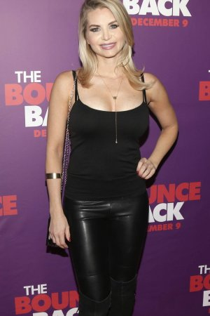 Sonia Rockwell attends the Premiere Of Viva Pictures' 'The Bounce Back'