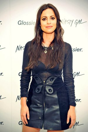 Sophia Amoruso attend Glossier Pop-Up Shop