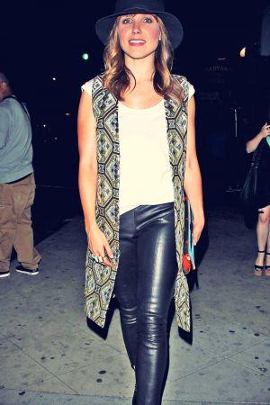 Sophia Bush at Harvard & Stone Lounge