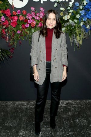Sophia Bush attends Spotify Celebrates A Decade Of Wrapped