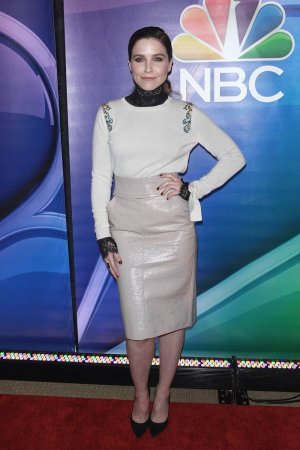 Sophia Bush attends the NBCUniversal Press Junket