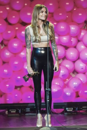 Sophia Thomalla attends InTouch Awards