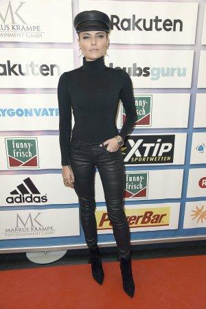 Sophia Thomalla attends Schauinsland Reisen Cup in der Schwalbe Arena
