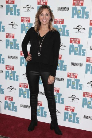 Sophie Blake attends The Secret Life Of Pets DVD launch