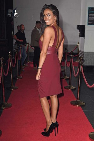 Sophie Gradon attends Love Island Heading Home Wrap Party