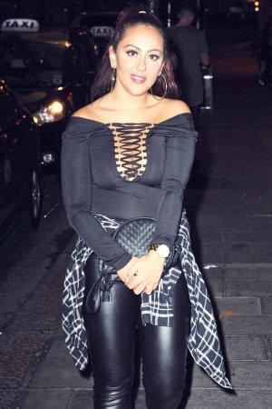 Sophie Kasaei at Geordie Shore Wrap Party