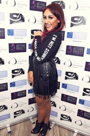 Sophie Kasaei attends Misfits Management & Bold Management Christmas Party