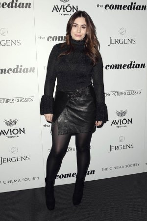 Sophie Simmons attends the screening of Sony Pictures Classics