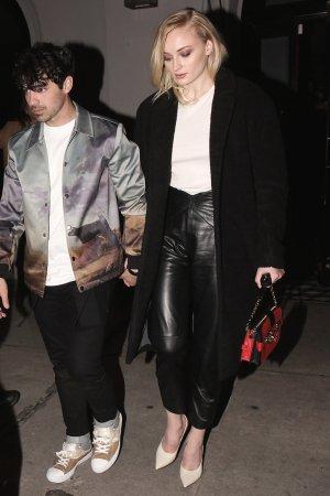 Sophie Turner exits Craig's West Hollywood