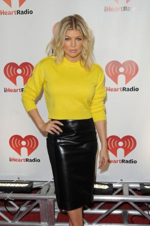 Stacey Ferguson at iHeartRadio Music Festival