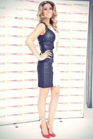 Stacey Solomon New face of Lookagain