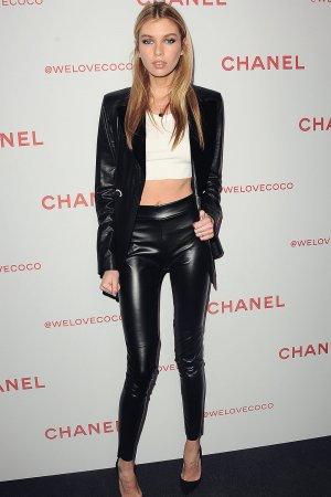 Stella Maxwell attends Chanel Party to Celebrate the Chanel Beauty House