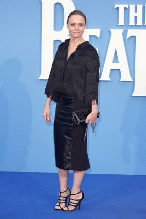 Stella McCartney arrives at The Beatles Eight Days A Week premiere