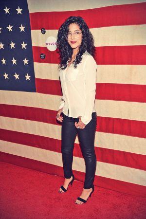 Stephanie Beatriz attends the Nylon Magazine celebration of America The Issue