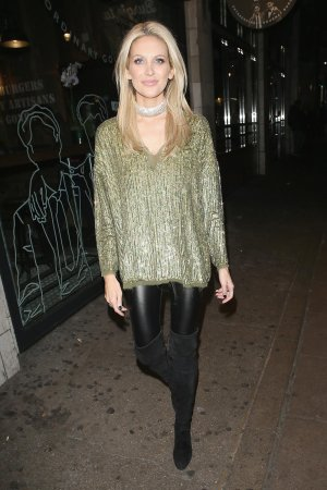 Stephanie Pratt  at Dstrkt night club