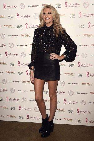 Stephanie Pratt attends Pink London Party