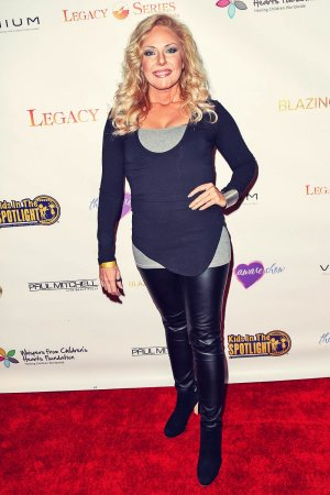 Stephanie Schuh attends 2nd Annual Legacy Series Charity Gala