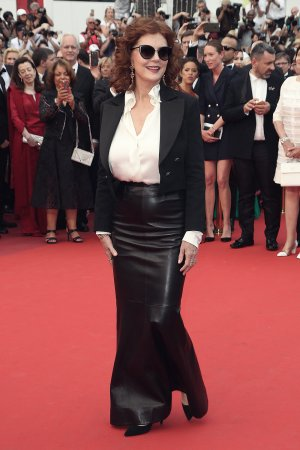 Susan Sarandon attends Loveless  premiere