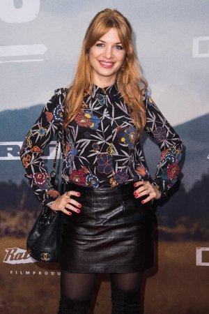 Susan Sideropoulos attends the Winnetou Eine neue Welt premiere