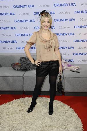 Susan Sideropulos at UFA Gala in Berlin