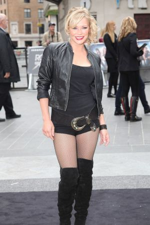 Suzanne Shaw at Rock Of Ages
