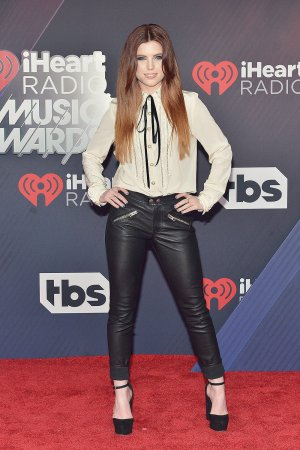 Sydney Sierota attends iHeartRadio Music Awards
