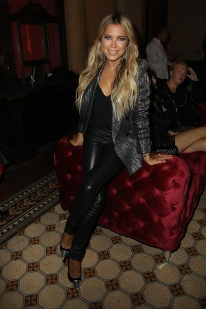 Sylvie Meis attends SWR3 New Pop Festival