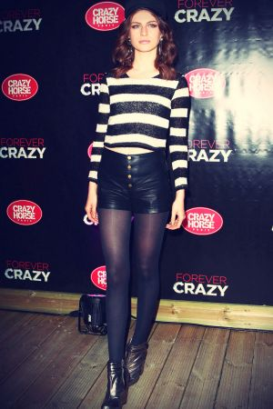 Tali Lennox at Premiere of Crazy Horse