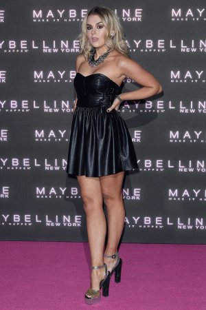 Tallia Storm attends Maybelline Bring on the Night Party