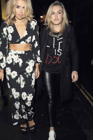 Tallia Storm attends New Look's pre-London Fashion Week