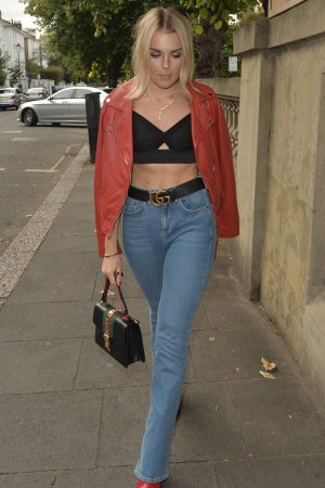 Tallia Storm out in Chelsea